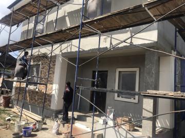Фасад на ул. Ломоносова